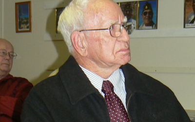 Verdell Hinton Modern Day Pioneer