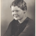 Mom {Josephine Robison Walsh} about age 18