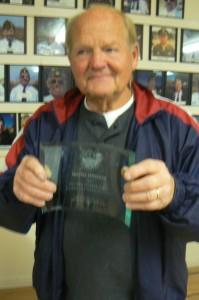 Wayne E. & Trophy