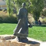 Paulina Eliza Phelps Lyman Monument