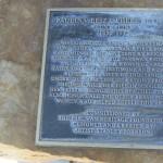 Paulina Eliza Phelps Lyman Plaque