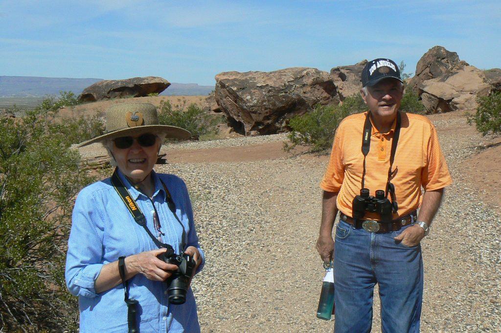 Gerry & Shirley Buckner