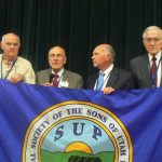 National SUP Convention 2016 Review: passing-of-the-flag