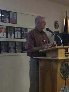 Speaker Dr. Craig Dunn