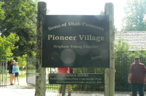 Welcome to the SUP Pioneer Village